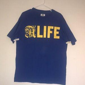 Alife blue t-shirt